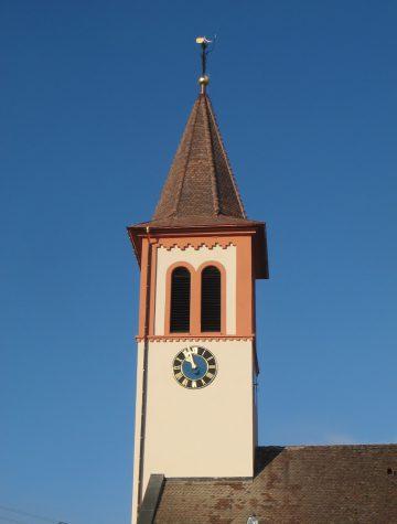 Bergbaumuseum Sulzburg ehem. Stadtkirche